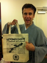 "Original ""Uchinaaguchi: A Language, Not a Dialect"" Tote Bag"