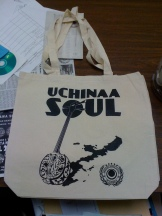 "Original ""Uchinaa Soul"" Tote Bag"